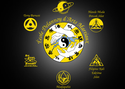 logo jeet kune do edam paris